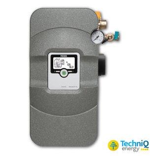 TechniQ Energy Flowsol B HE pompstation met Deltasol SLT controller