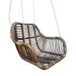 Sweet Living Fly hangstoel grof riet - 66x65xH49 cm