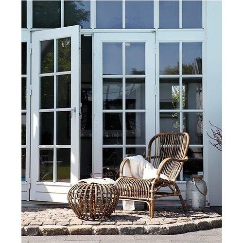 Sweet Living Loungestoel Rotan - 65x70xH88 cm
