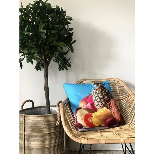 Sweet Living Vierkante Sierkussen Tropical