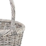 Sweet Living Bloemenmand met hengsel - 44x34xH36 cm