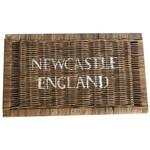 Sweet Living Newcastle Mand - 90x50xH48 cm