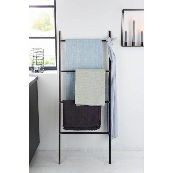 Sweet Living Decoratie Ladder Yael Metaal - 59x2xH150 cm