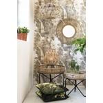 Sweet Living Wandspiegel Rond Bamboe - Ø63 cm