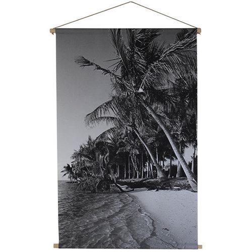 Sweet Living Palmbomen Schoolplaat - 60xH90 cm