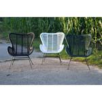 Sweet Living Rotan Egg Chair Groen - 70x76xH90 cm