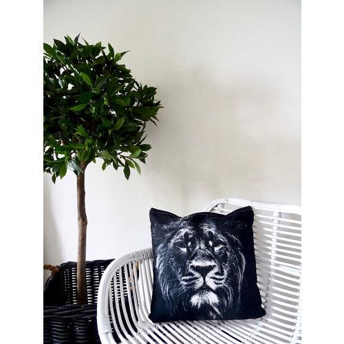 Sweet Living Tuinkussen Vierkant Impressive Lion