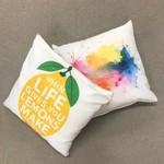 Sweet Living Tuinkussen Vierkant Lemons