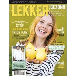 Lifestyle Magazine Lekker Gezond 4 - 2017
