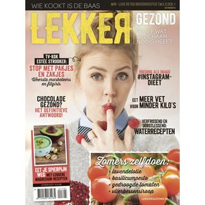 Lifestyle Magazine Lekker Gezond 5 - 2017
