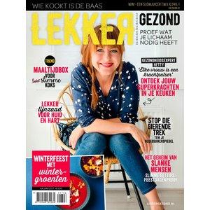 Lifestyle Magazine Lekker Gezond 6 - 2017