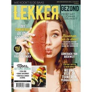 Lifestyle Magazine Lekker Gezond 8- 2018