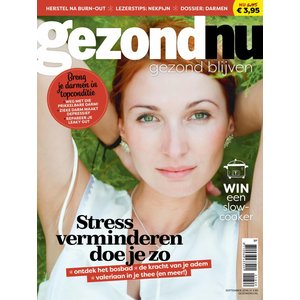 gezondNU september 2018