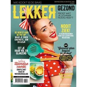 Lifestyle Magazine Lekker Gezond 9- 2018