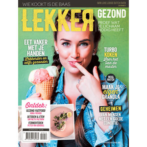 Lifestyle Magazine Lekker Gezond 12