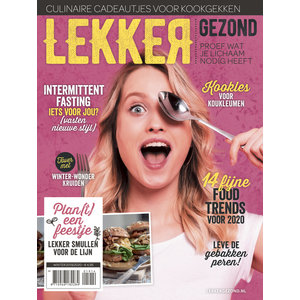 Lifestyle Magazine Lekker Gezond 14