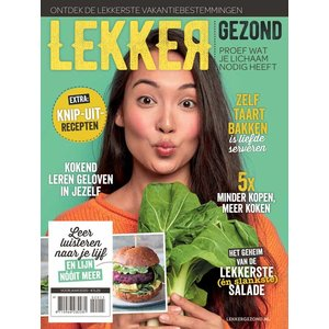 Lifestyle Magazine Lekker Gezond 15