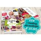 Boek Voeding als medicijn + jaarabonnement
