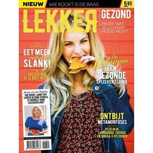 Lifestyle Magazine Lekker Gezond 1 - 2016