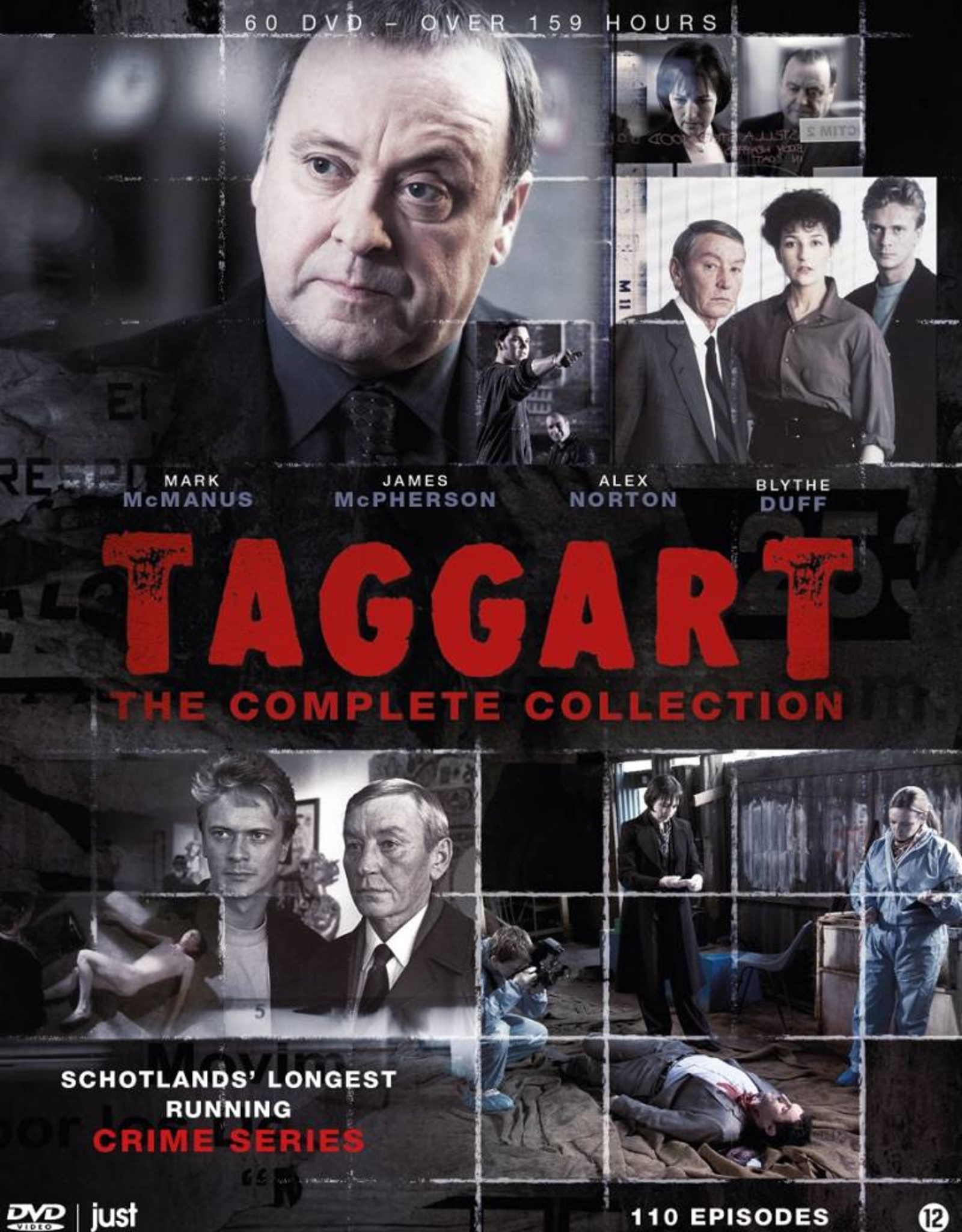 Just Entertainment Taggart - Complete Collection