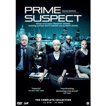 Just Entertainment Prime Suspect complete collection