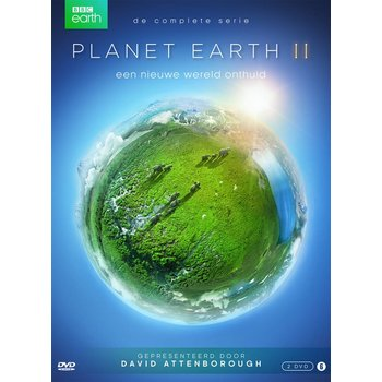 Just Entertainment Planet Earth - serie 2
