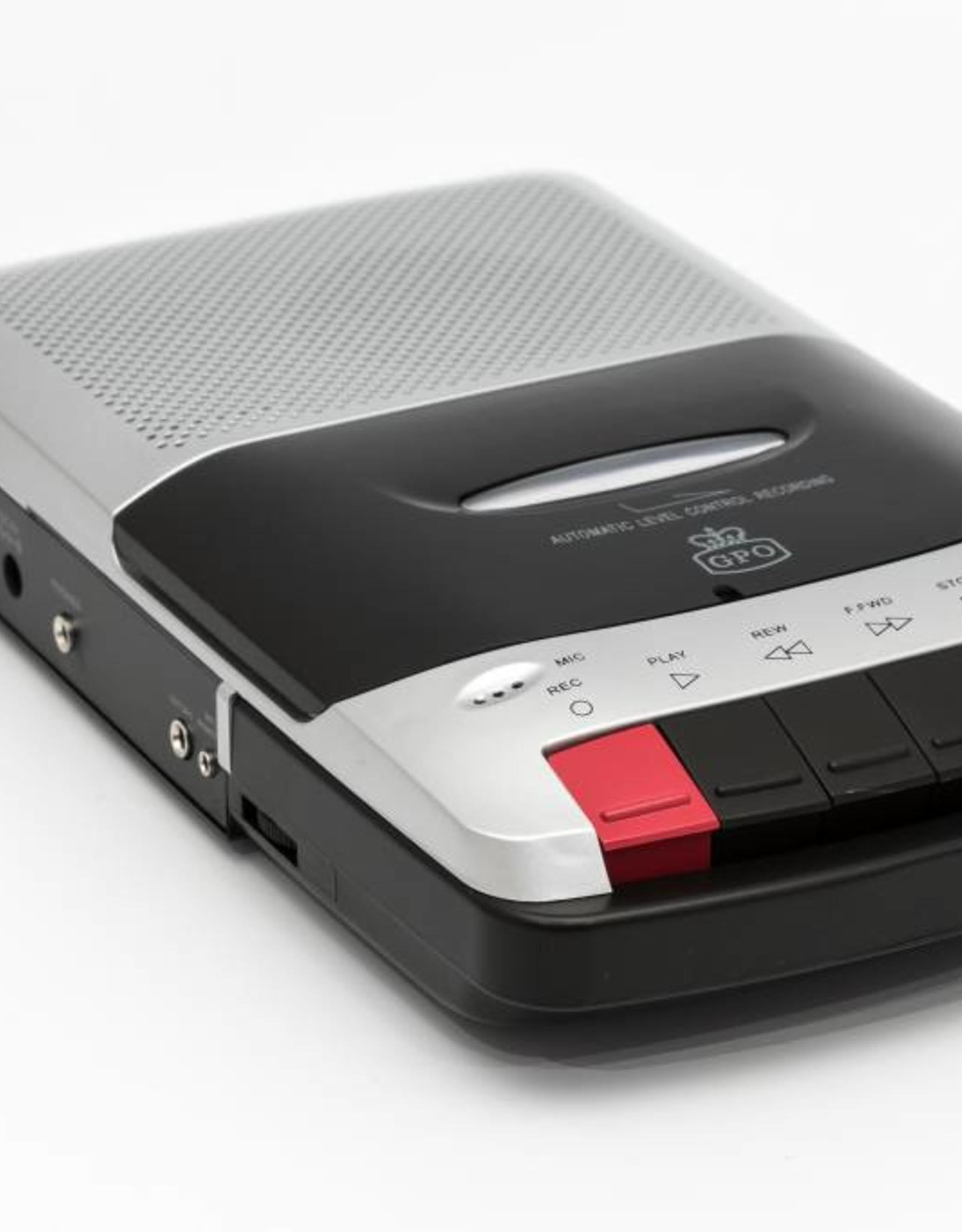 Soundmaster GPO cassette recorder WO162B