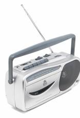 Soundmaster GPO cassette recorder WO9401