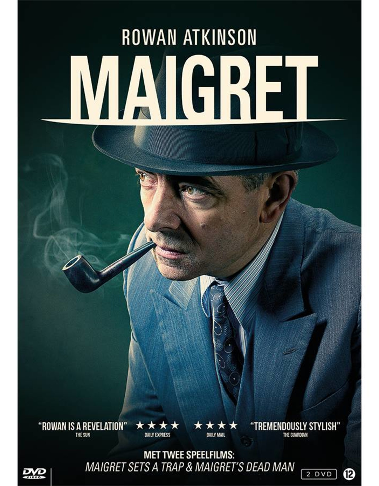 Just Entertainment Maigret - series 1