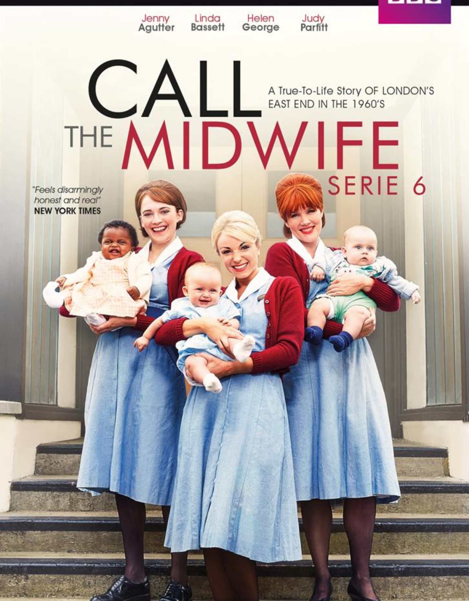 Just Entertainment Call the Midwife - serie 6