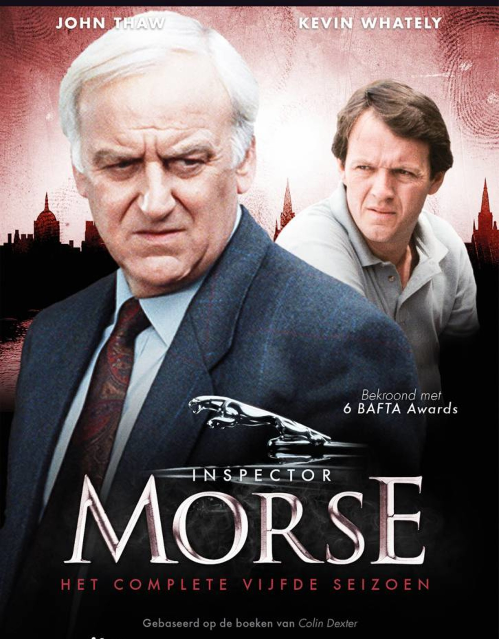 Just Entertainment Inspector Morse - serie 5