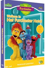 Just Entertainment Sesamstraat - Furchester Hotel 1
