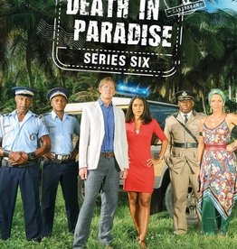 Just Entertainment Death in Paradise - series 6