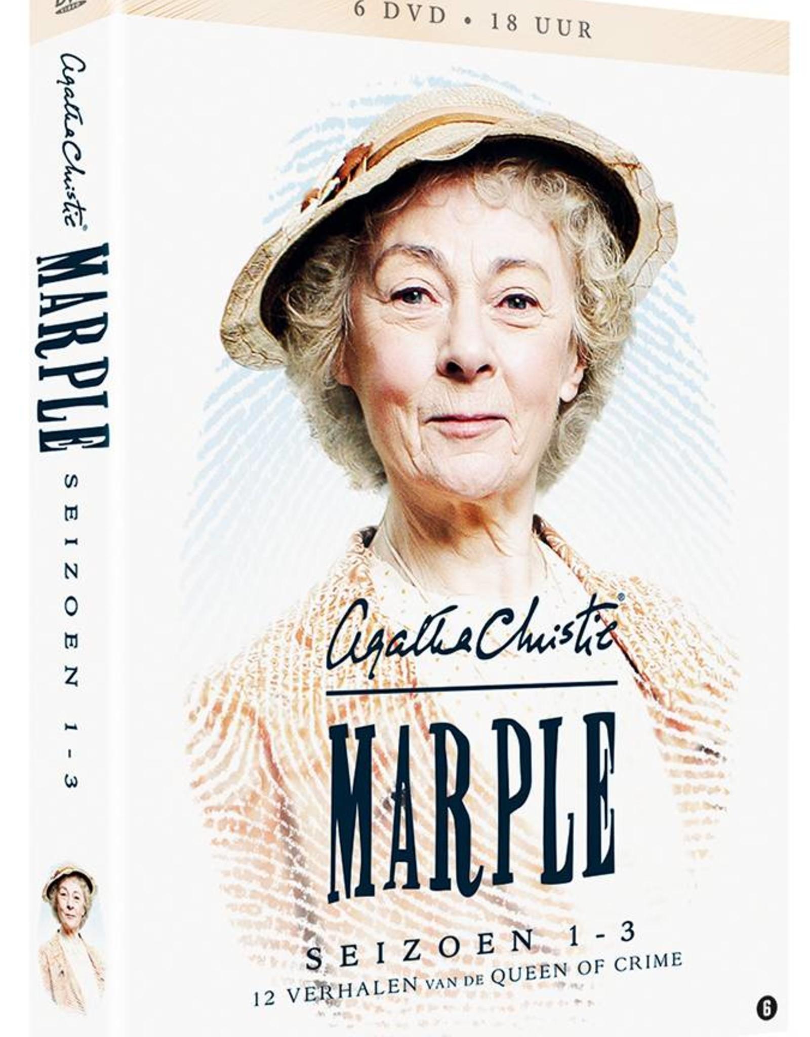 Just Entertainment Miss Marple Box 1 series 1-3