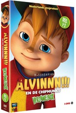 Just Entertainment Alvinnn!!! en de Chipmunks - Box 1 deel 1 - 3
