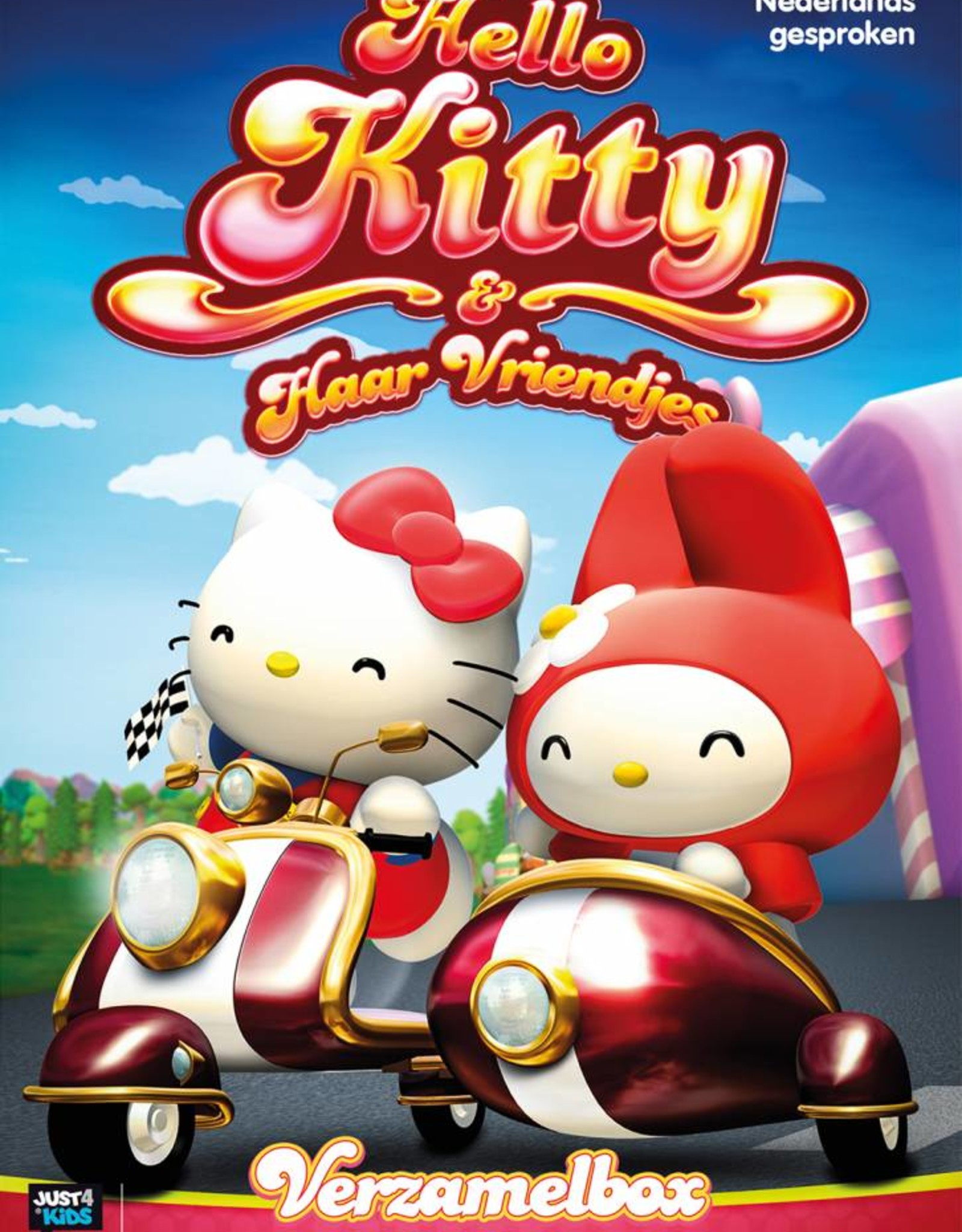 Just Entertainment Hello Kitty Box 1 - Deel 1 - 3