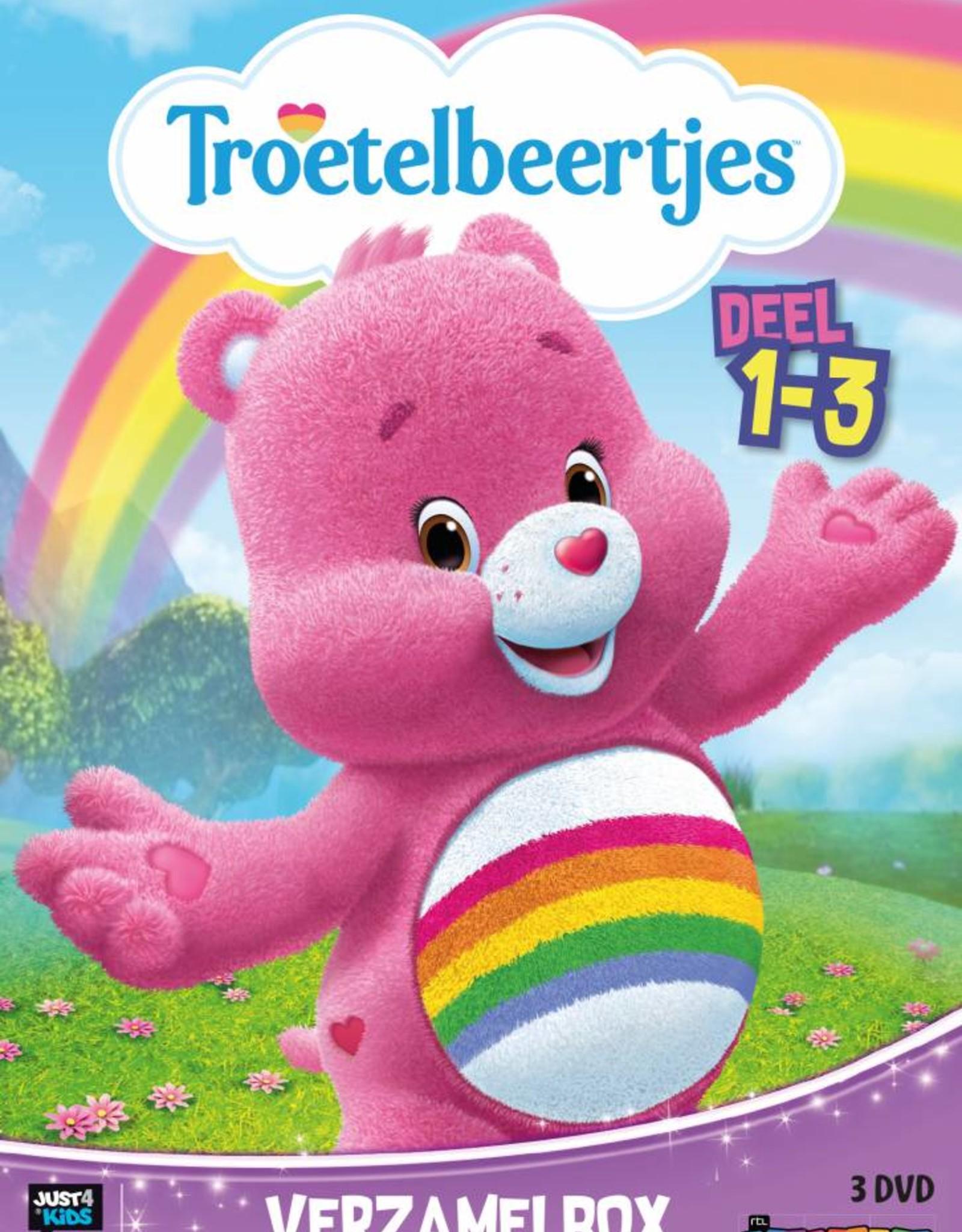 Just Entertainment Troetelbeertjes - Box 1-3