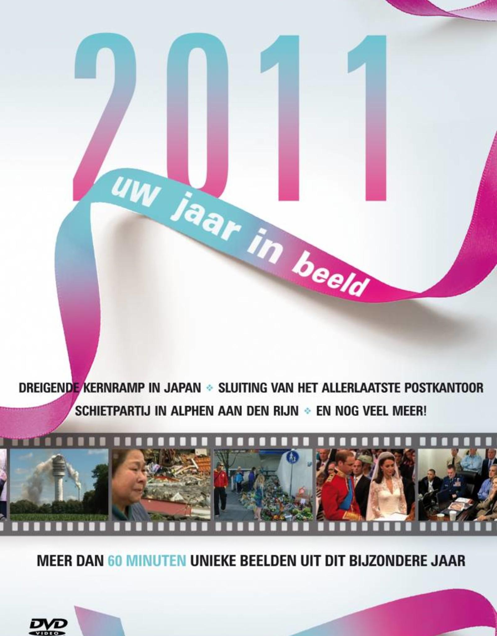 Just Entertainment Uw Jaar in Beeld 2011