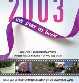 Just Entertainment Uw Jaar in Beeld 2003