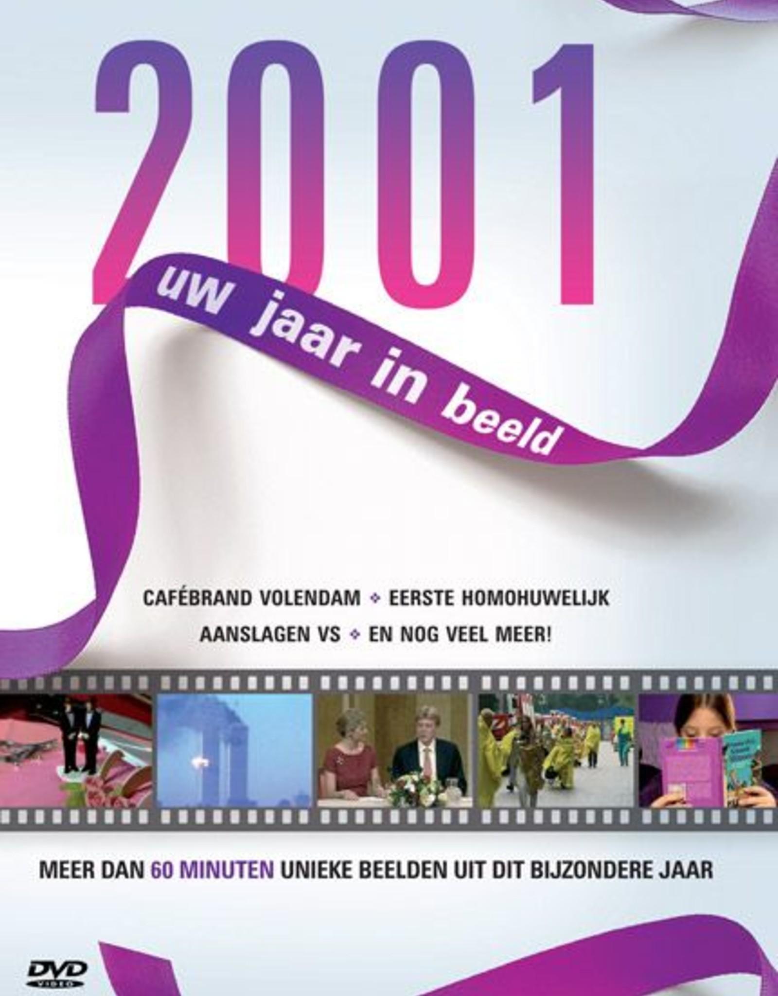 Just Entertainment Uw Jaar in Beeld 2001