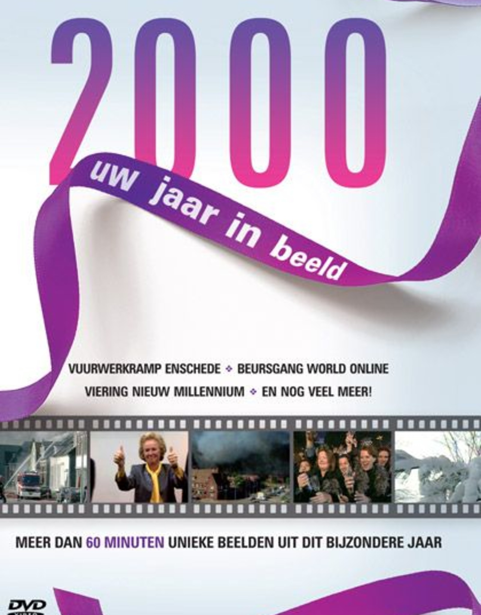 Just Entertainment Uw Jaar in Beeld 2000