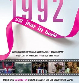 Just Entertainment Uw Jaar in Beeld 1992
