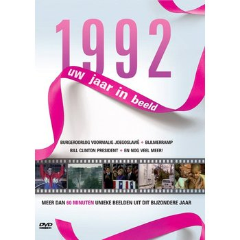 Just Entertainment Uw Jaar in Beeld 1992