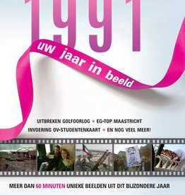 Just Entertainment Uw Jaar in Beeld 1991