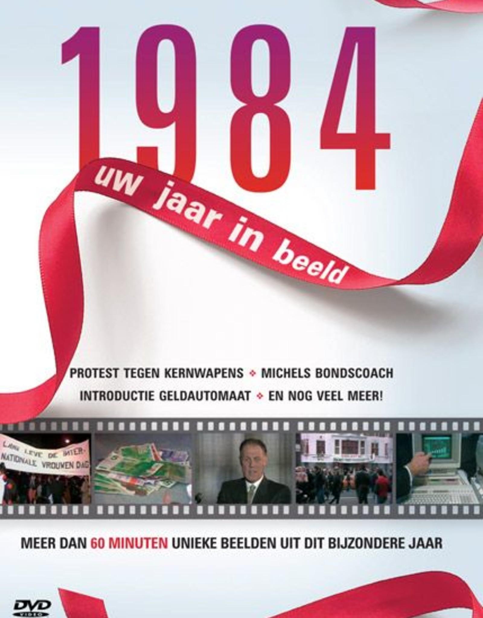 Just Entertainment Uw Jaar in Beeld 1984
