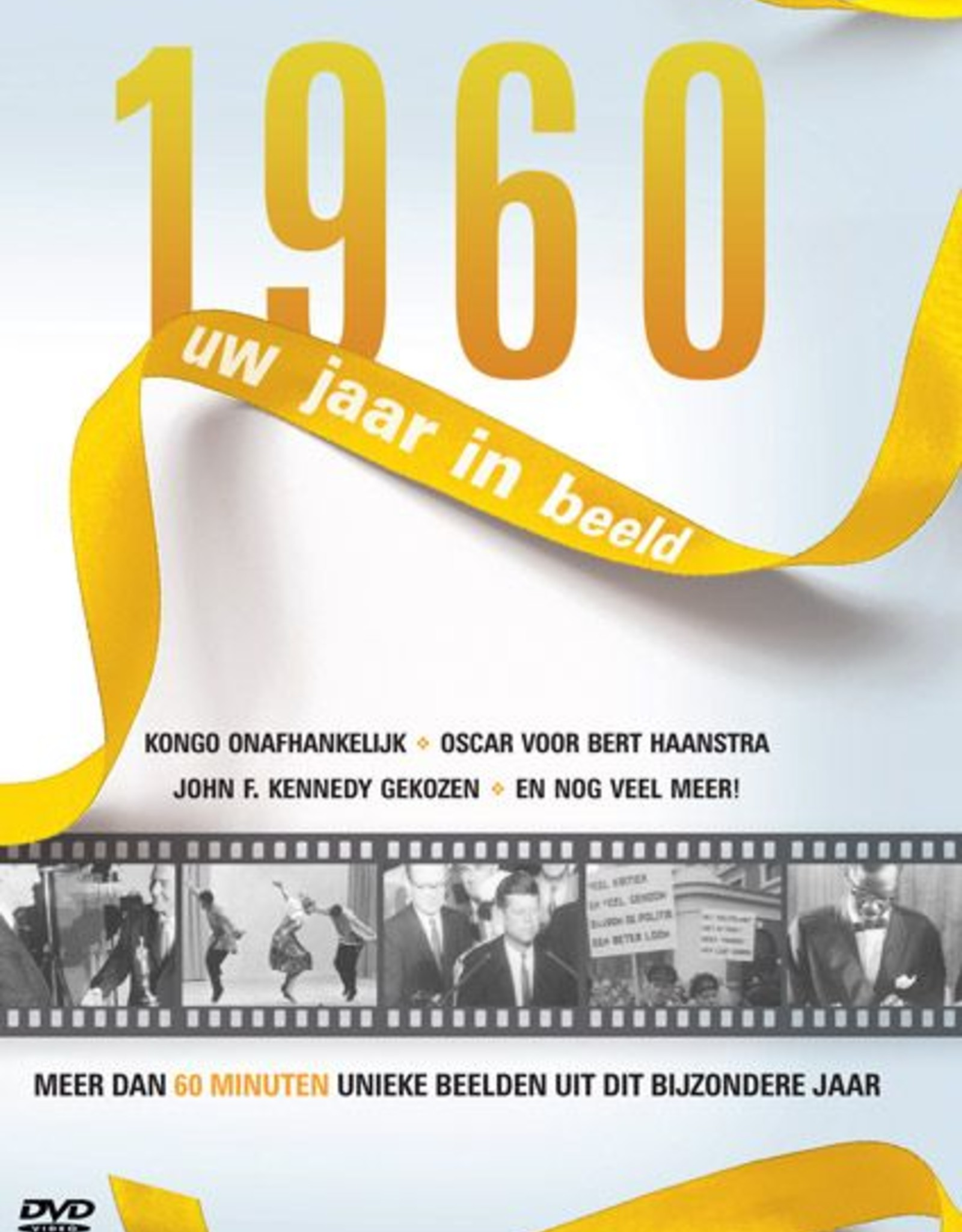 Just Entertainment Uw Jaar in Beeld 1960