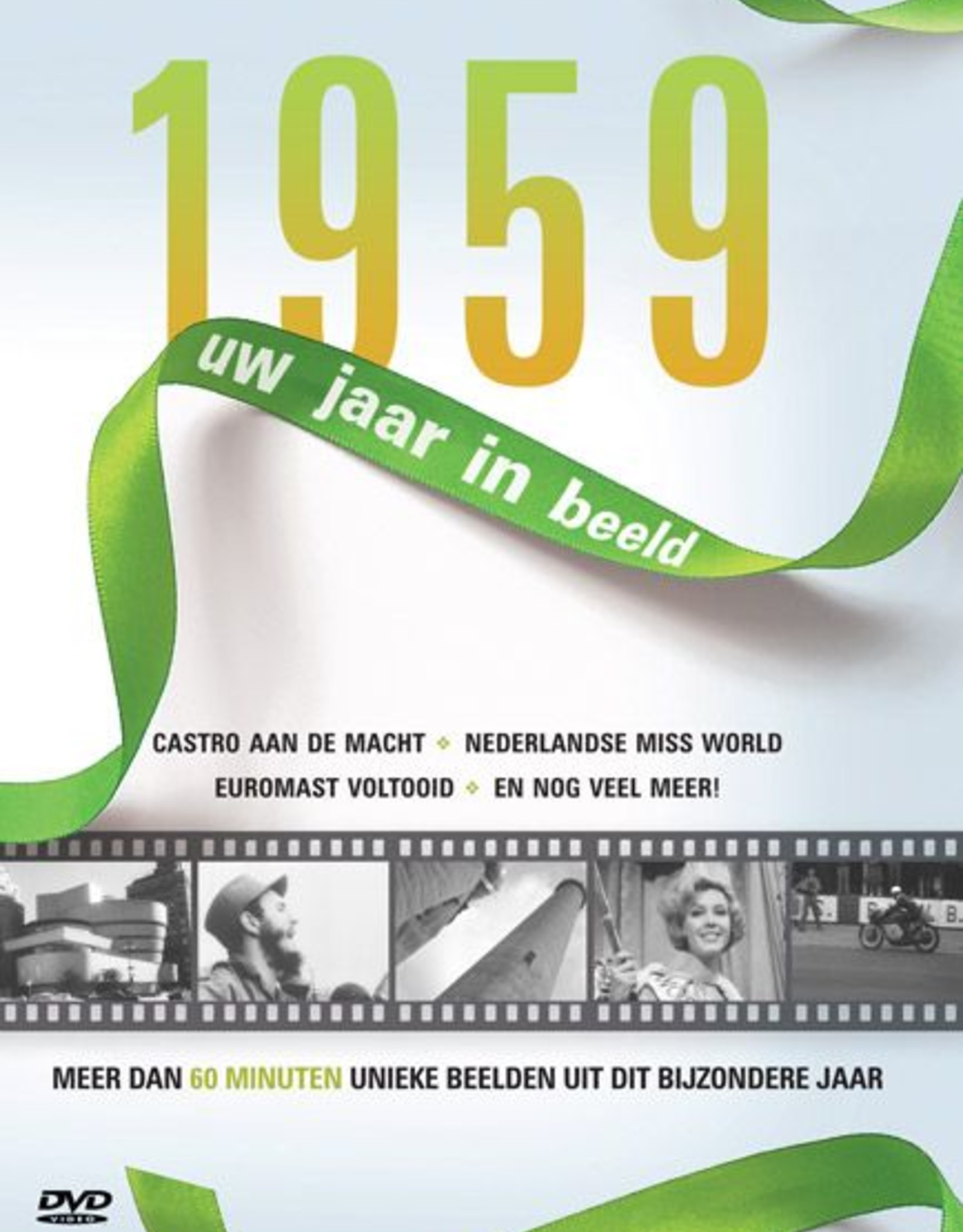 Just Entertainment Uw Jaar in Beeld 1959