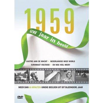 Just Entertainment Uw Jaar in Beeld 1959