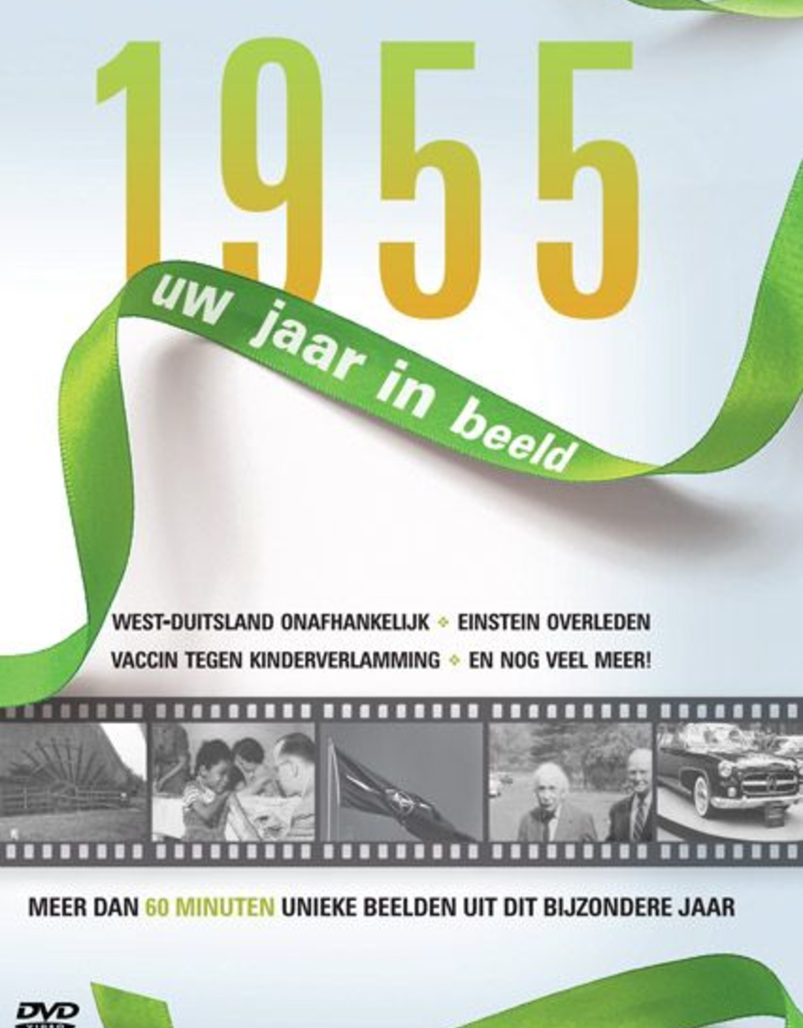 Just Entertainment Uw Jaar in Beeld 1955