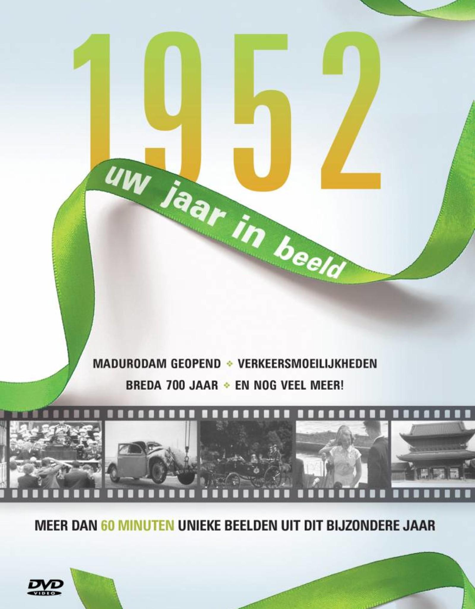 Just Entertainment Uw Jaar in Beeld 1952